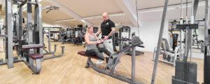 TSC Fitness Unterhaching Fitnessstudio Fitness PersonalTraining