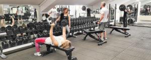 TSC Fitness Unterhaching Fitnessstudio Krafttraining Bodybuilding