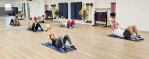 TSC Fitness Unterhaching Fitnessstudio Kurse im Kursstudio für Yoga und Weiteres