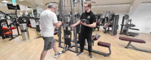 TSC Fitness Unterhaching Fitnessstudio Muskelaufbau Gesundheit